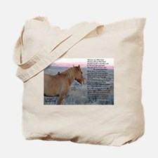 Memories of a WIld Land Tote Bag
