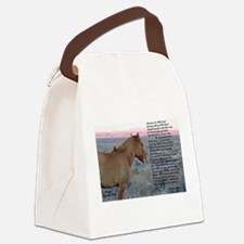Memories of a WIld Land Canvas Lunch Bag