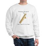 Changing The World Sweatshirt
