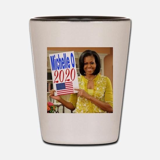 Funny Barack Shot Glass