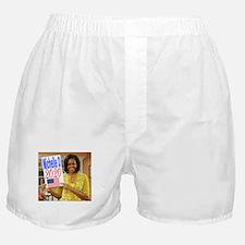 Michelle Obama Boxer Shorts