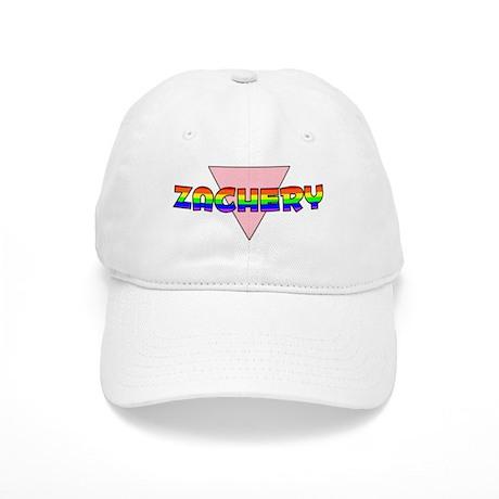 Zachery Gay Pride (#002) Cap