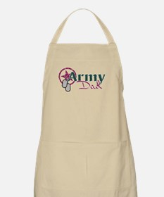 Army Dad star BBQ Apron