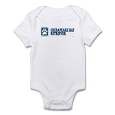 CHESAPEAKE BAY RETRIEVER Infant Bodysuit