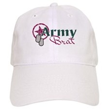 Army Brat star Baseball Cap