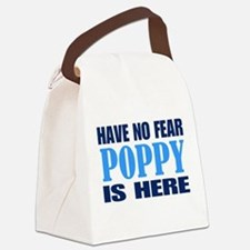 Have No Fear Poppy Is Here Canvas Lunch Bag