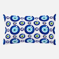 Evil eye protection pattern design Pillow Case