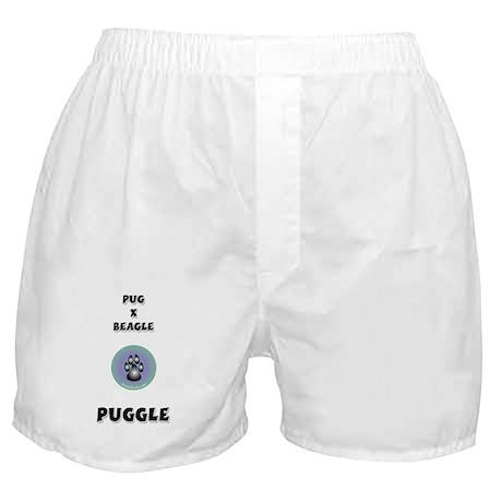 Puggle Boxer Shorts
