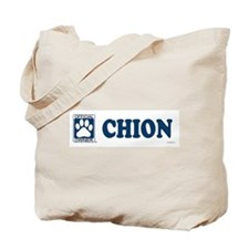 CHION Tote Bag
