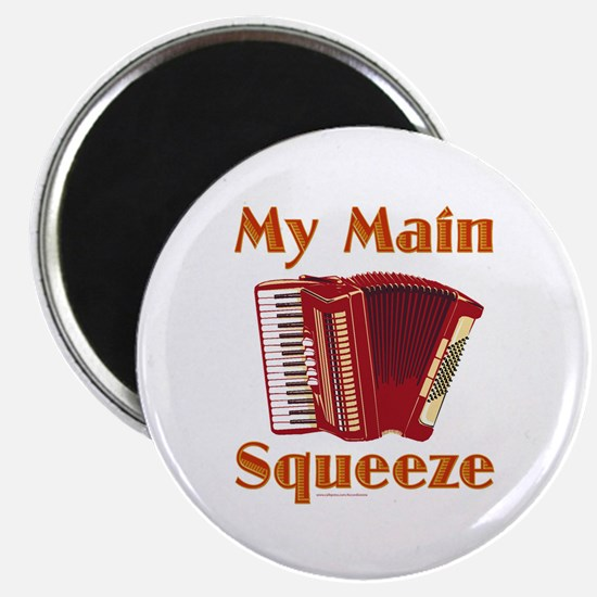 My Main Squeeze Accordion Magnet