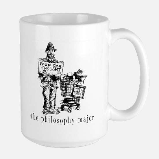 Philosophy Major Mugs