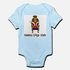 GuineasRule Body Suit