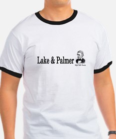 Ralph W. Emerson, Lake & Palmer, Ash Grey T-Shirt