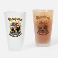 Funny Inauguration Drinking Glass