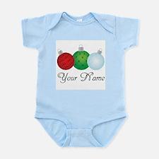 Ornaments Personalized Infant Bodysuit