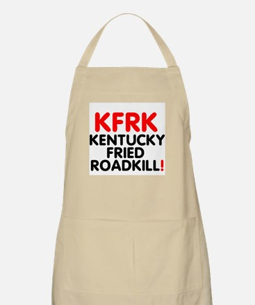KFRK - KENTUCKY FRIED ROADKILL! Apron