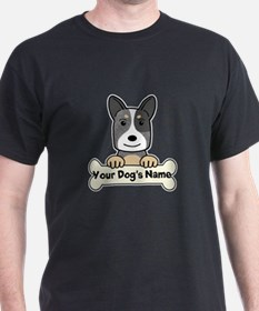 Personalized Cattle Dog T-Shirt