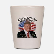 Unique Inauguration day Shot Glass