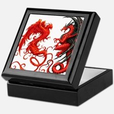 Can The Dragon Beat The Phoeni Keepsake Box