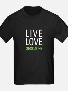 Live Love Geocache T