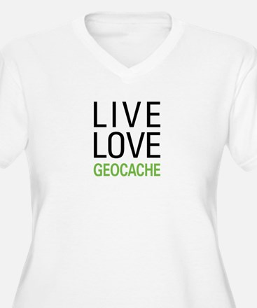 Live Love Geocach T-Shirt