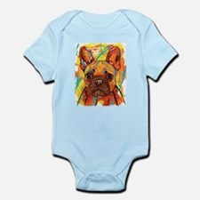 French Bull Dog Body Suit