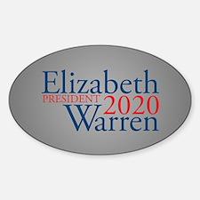 Elizabeth Warren 2020 Decal