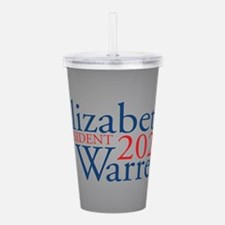 Elizabeth Warren 2020 Acrylic Double-wall Tumbler