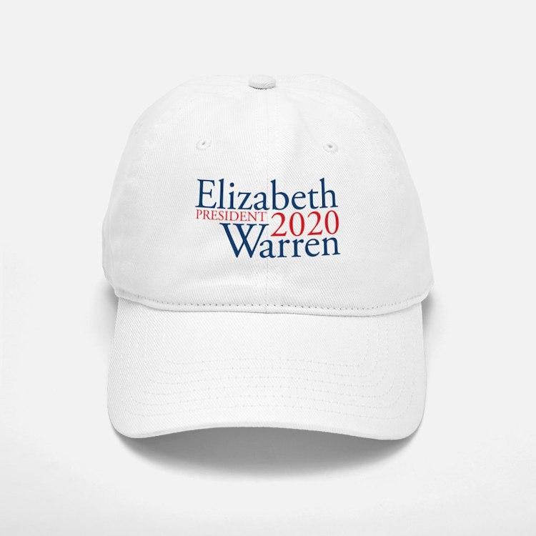 Elizabeth Warren 2020 Baseball Baseball Cap