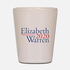 Elizabeth Warren 2020 Shot Glass
