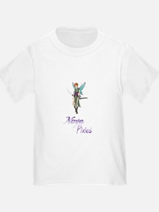 Ninja Pixies - The Sprite T-Shirt