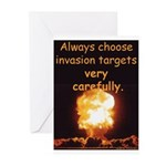 Be Careful Greeting Cards (Pk of 20)
