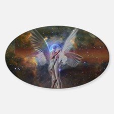 Eternal Embrace Oval Decal