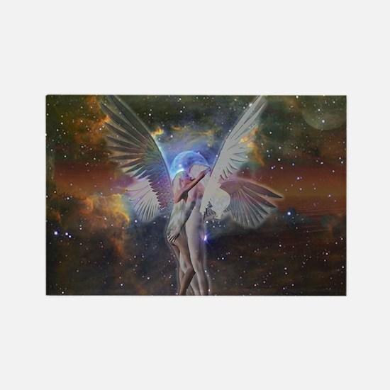 Eternal Embrace Rectangle Magnet (100 pack)