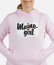 Maine Girl Sweatshirt