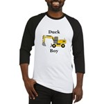 Duck Boy Baseball Jersey