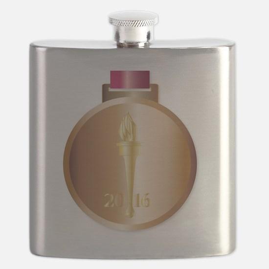 Unique Prizes Flask