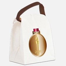 Cute Prize Canvas Lunch Bag