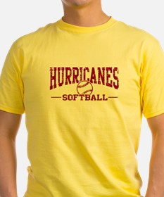 Hurricanes Softball T-Shirt