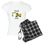 Duck Girl Women's Light Pajamas