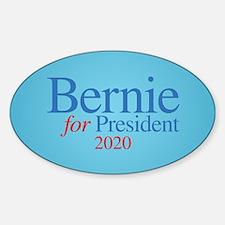 Bernie 2020 Sticker (Oval)