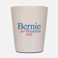 Bernie 2020 Shot Glass