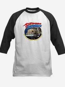 Snowman Trucking Baseball Jersey