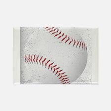 Grunge Baseball Magnets