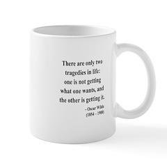 Oscar Wilde 23 Mug