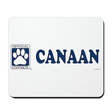 CANAAN Mousepad