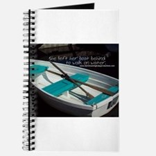 She Left Her Boat Behind Journal