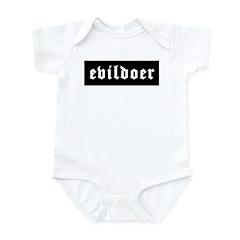 Evildoer! Infant Bodysuit
