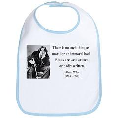 Oscar Wilde 24 Bib