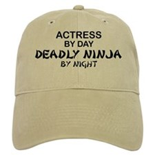 Actress Deadly Ninja Baseball Cap